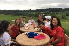 Golf de Vuissens, 27.5.2018