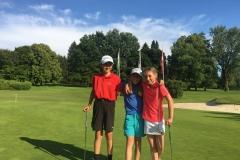 Golf de Lausanne (U12), 20.06.2018