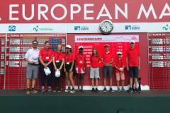 Visite à Crans-Montana: European Maters 2019